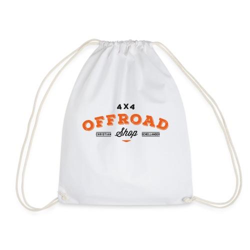 4x4 Offroad Shop Logo V2 - Turnbeutel