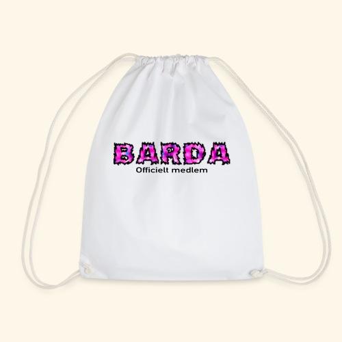 Barda medlem - Sportstaske
