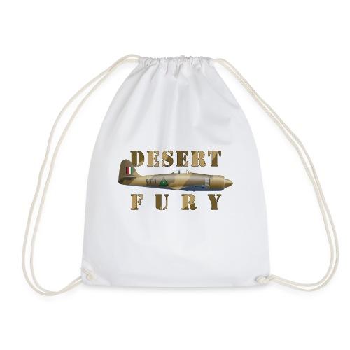 Desert Fury - Drawstring Bag