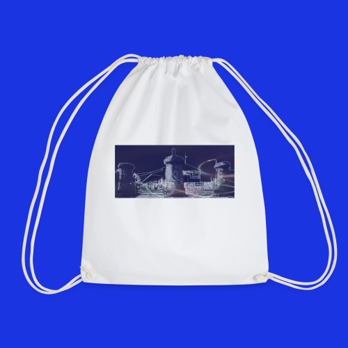 Bramley Moore Dock - Drawstring Bag