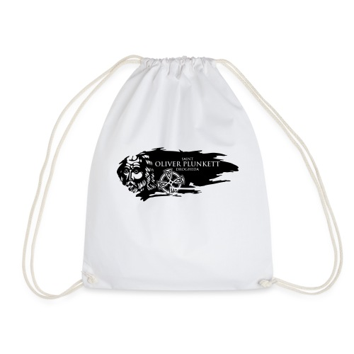 StOliver Black - Drawstring Bag