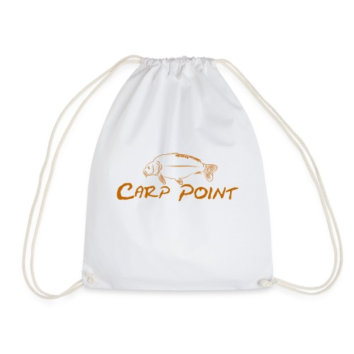 Carp Point orange mid - Turnbeutel