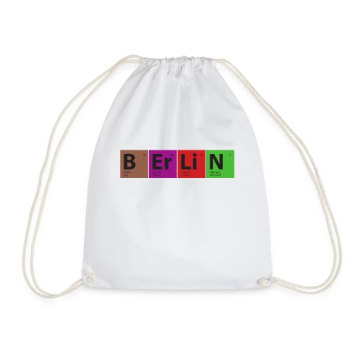 Berliner Periodensystem - Turnbeutel