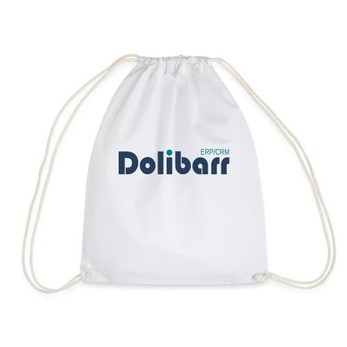 Dolibarr Logo new blue - Sac de sport léger
