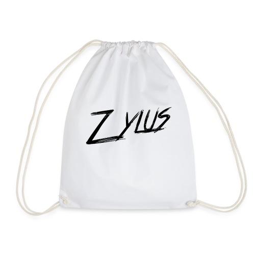 zylus logo 1 - Drawstring Bag