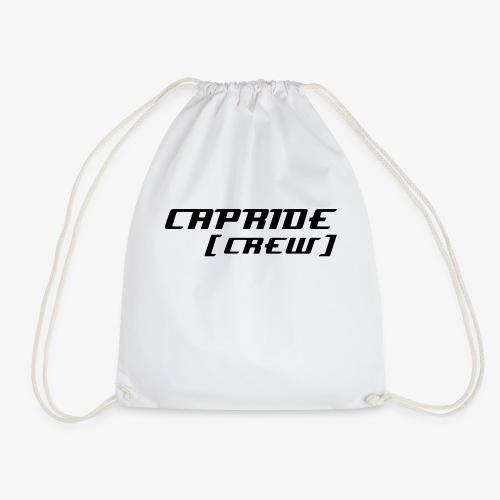 CaprideCrewSchrift - Turnbeutel