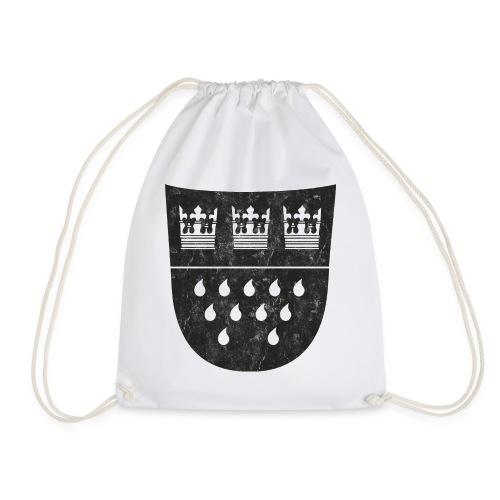 Kölner Wappen - Turnbeutel