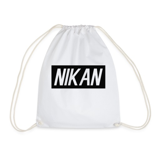 Teenage T-shirt - Drawstring Bag