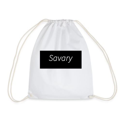 SAVARY iPhone Case - Drawstring Bag