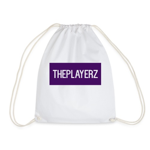 The PlayerZ Long sleeve Top - Drawstring Bag