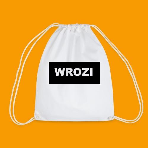 WROZI hat - Drawstring Bag
