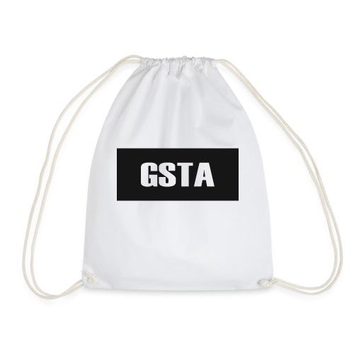 GSTA White Shirt 9-12yrs - Drawstring Bag