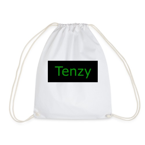Tenzylogo - Drawstring Bag