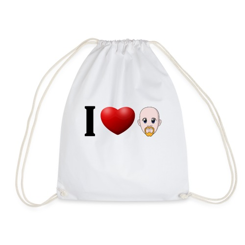 iluvlyndon - Drawstring Bag