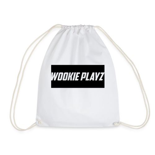 WOOKIE PLAYz HOODIE - Drawstring Bag