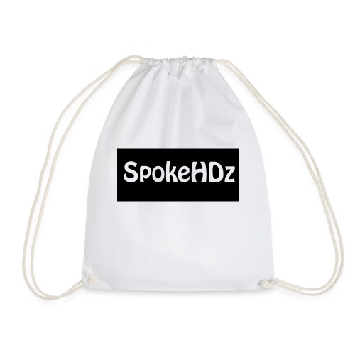 SpokeHDz Mens T-Shirt - Drawstring Bag