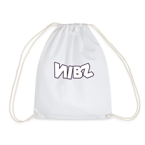 Womens VIIBZ SHIRT - Drawstring Bag