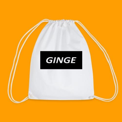 GINGE LOGO - Drawstring Bag