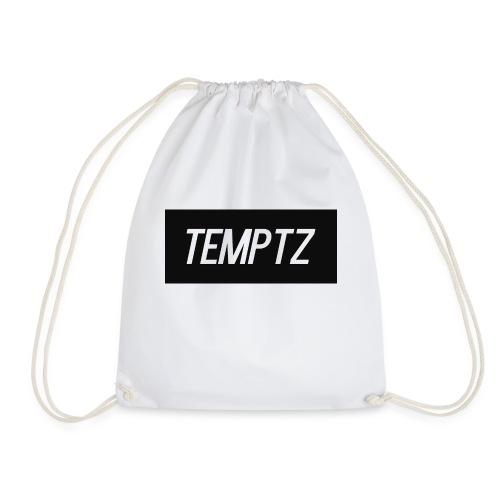 TempTz Orignial Hoodie Design - Drawstring Bag