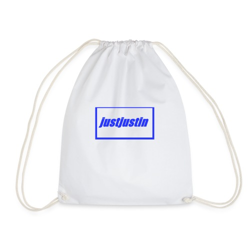 justjustin cap - Drawstring Bag