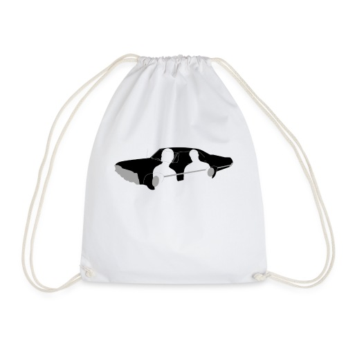 Minimalist Impala - Drawstring Bag