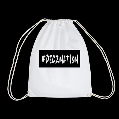 DECZNATION - Drawstring Bag