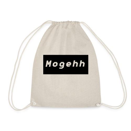 Mogehh logo - Drawstring Bag