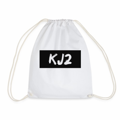 KJ2 merchandises - Drawstring Bag