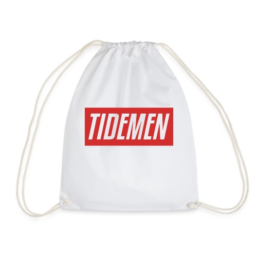 TIDEMEN CLOTHING - Drawstring Bag