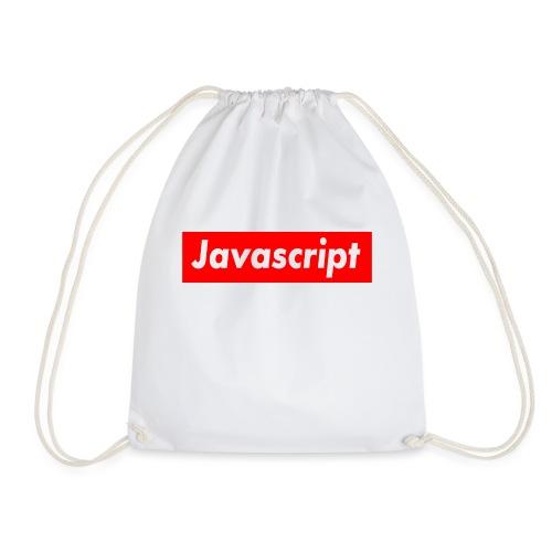 Javascript - Drawstring Bag