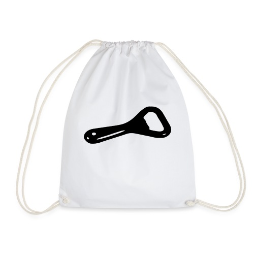 bottle opener - Drawstring Bag