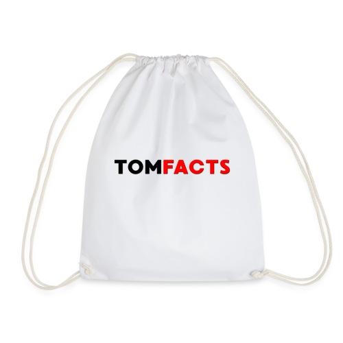 TomFacts - Drawstring Bag