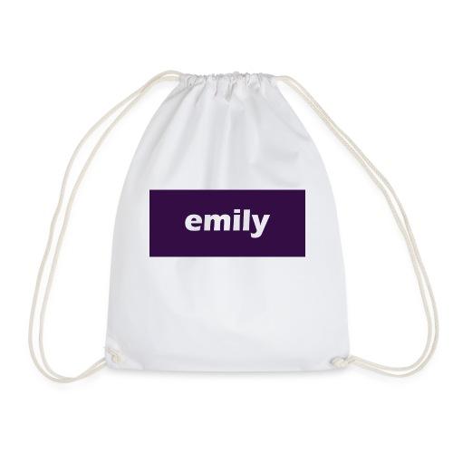 Emily - Drawstring Bag