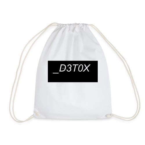 _D3T0X - Turnbeutel