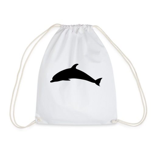 T-Shirt Dolphin - Turnbeutel