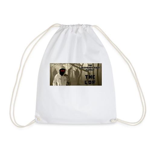 The LDF - Legendary Dart Family - Drawstring Bag