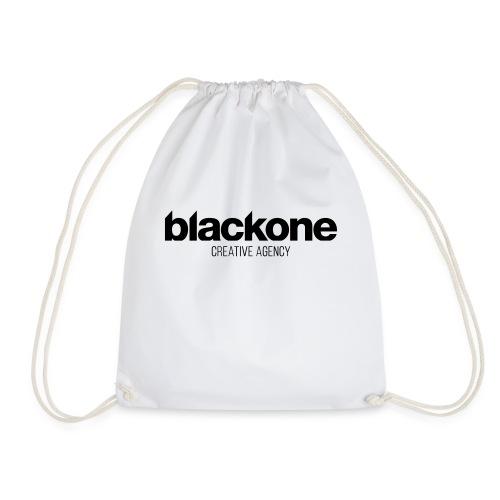 Camiseta negra blackone - Mochila saco