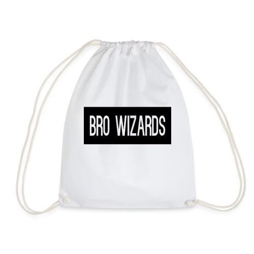 Browizardshoodie - Drawstring Bag