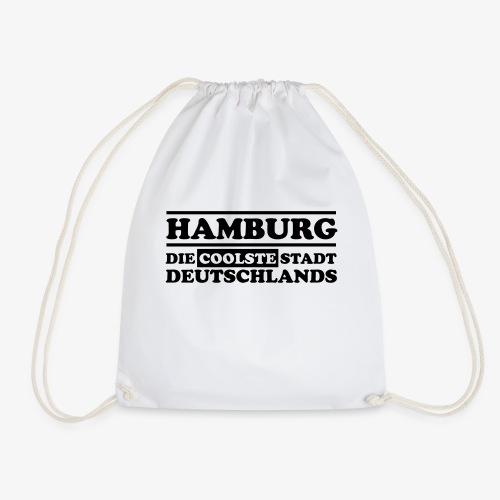 Hamburg Die coolste Stadt Deutschlands B 1c - Turnbeutel