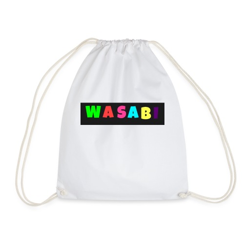 wasab tshirts 'n' hoodies - Drawstring Bag