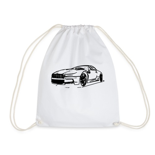 Aston Martin - Drawstring Bag
