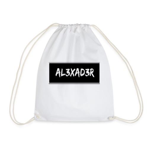 AL3XAD3R Merchandising - Turnbeutel