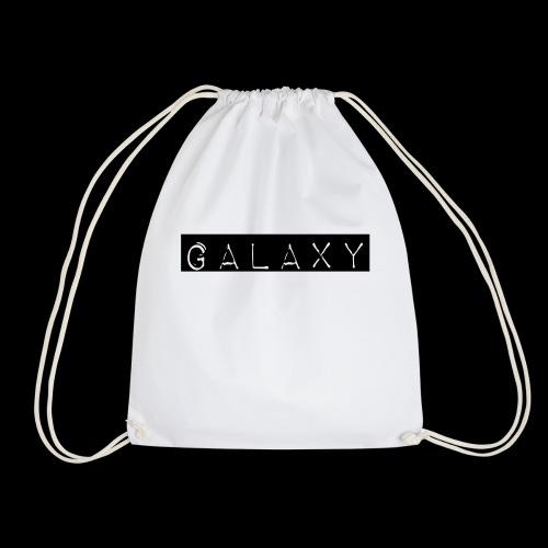 GALAXY png avant - Drawstring Bag