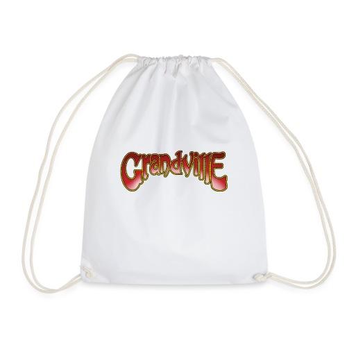 The Grandville logo - Drawstring Bag
