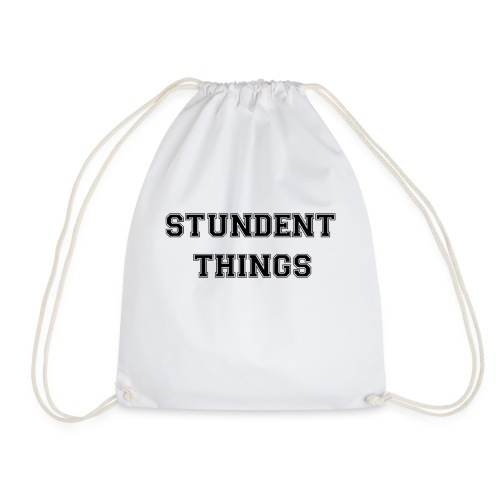 studentthings png - Turnbeutel