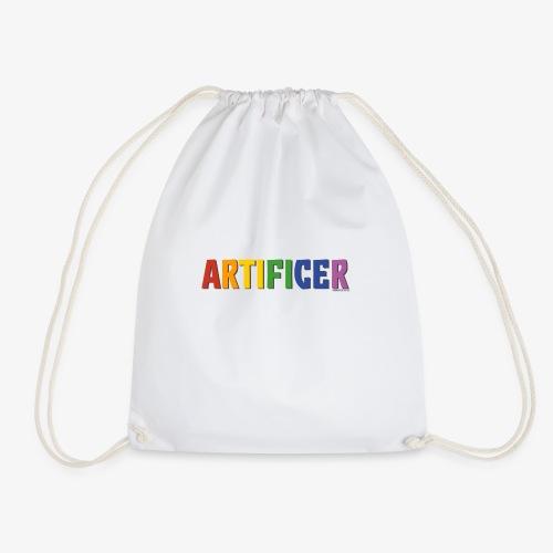 Artificer Pride (Rainbow) - Drawstring Bag