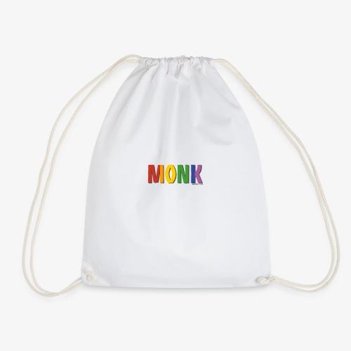 Monk Pride (Rainbow) - Drawstring Bag