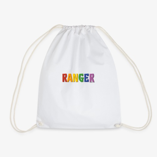 Ranger Pride (Rainbow) - Drawstring Bag