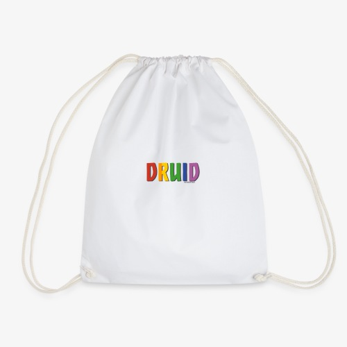 Druid Pride (Rainbow) - Drawstring Bag
