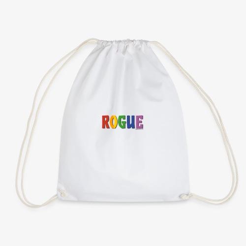 Rogue Pride (Rainbow) - Drawstring Bag